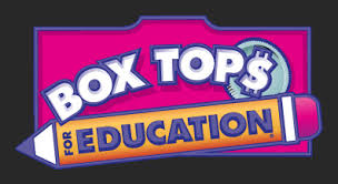 boxtops for education logo